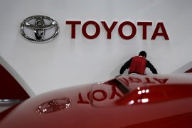 Produksi Toyota Afrika Selatan turun hingga 20 persen akibat corona