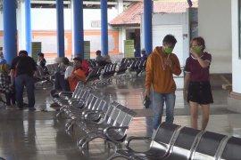 Terminal Mengwi masih beroperasi untuk daerah non-PSBB (video)
