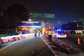 Jasamarga dukung Dishub dan kepolisian lakukan penyekatan Tol Jakarta-Cikampek