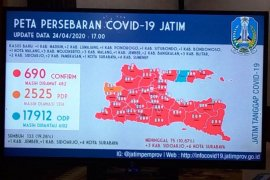Empat warganya positif COVID-19, Sumenep masuk zona merah