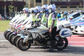 """Polda Kalbar kerahkan 807 personel polisi """"Operasi Ketupat Kapuas 2020"""""""