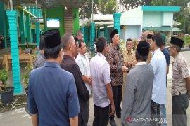 Inspektorat Madina: LHP Dana Desa Pasar Lima Natal sudah diserahkan ke Bupati