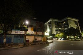 Pemberlakuan Jam Malam Di Kota Banjarmasin