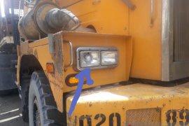 Tiga truk trailer Freeport ditembak KKB