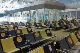 Hari pertama penutupan penerbangan komersil di Bandara Jambi dipakai sosialisasi