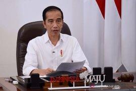 Presiden Jokowi terapkan lima skema besar perlindungan UMKM saat pandemi