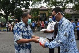 Bupati apresiasi Korpri Deliserdang bantu warga terdampak COVID -19