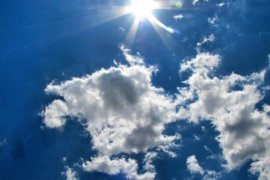 Agar tubuh tetap fit saat puasa di cuaca  panas