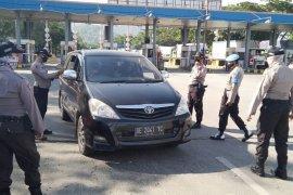 "Polres Cilegon perketat ""check point"" di Pelabuhan Merak-Banten"