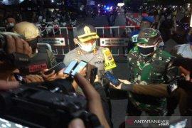 Patroli Gabung awasi pemberlakuan PSBB di Kota Banjarmasin
