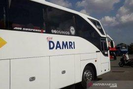 Kemarin bus Damri Soetta berhenti operasi hingga 80 situs pialang diblokir