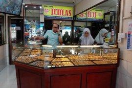 Masuki bulan Ramadhan, Masyarakat Banda Aceh banyak jual emas