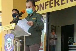 Di Gorontalo, positif COVID-19 bertambah dua orang, total 14 kasus
