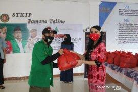 Pemkab Landak bagikan nasi bungkus gratis selama bulan Ramadhan