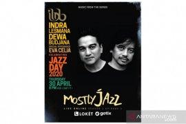 Indra Lesmana-Dewa Budjana adakan konser virtual