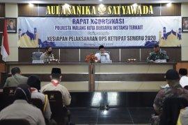 "Kota Malang siapkan  ""rapid test"" pada Operasi Ketupat Semeru 2020"