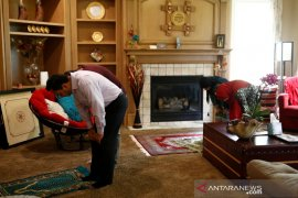 Joe Biden beri salam Ramadhan, desak penghentian kebencian terhadap Muslim