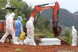 Gugus Tugas: Satu pasien positif COVID-19 di Ambon meninggal