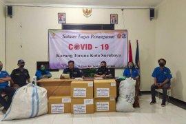 Karang Taruna Kota Surabaya bentuk Satgas Penanganan COVID-19