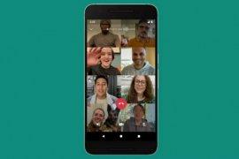 Video call WhatsApp sekarang bisa 8 orang