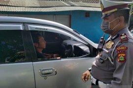 Operasi Ketupat dimulai, Polres Bangli awasi pemudik bandel