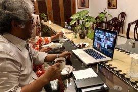 Dubes RI, Mahasiswa Indonesia di Pakistan berbuka puasa bersama secara virtual