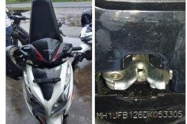 Polda Kalbar lumpuhkan dua residivis spesialis pencuri motor