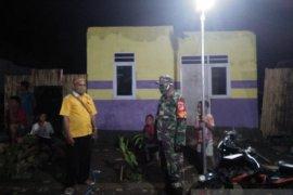 Delapan rumah KAT Potanga Gorontalo Utara diterjang puting beliung