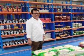 Stok beras Sumut aman hingga usai Lebaran