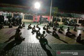 Nekat balapan liar malam Ramadhan, 27 unit motor diamankan Polres HST