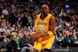 Kobe Bryant ditampilkan pada sampul video gim NBA 2K21