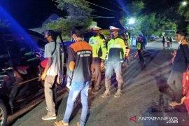 Polisi cegat pemudik di perbatasan Pamekasan-Sumenep