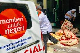 MCCC Jatim distribusikan bantuan kebutuhan pokok ke daerah