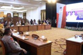 Musrenbang daring, Gubernur Khofifah tekankan fokus pemulihan ketahanan ekonomi