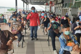 122 TKI asal Kabupaten Batubara dipulangkan dari Malaysia
