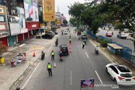 PSBB Kota Pekanbaru diperpanjang dan dipertegas