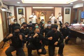 Tim Rajawali Jaktim raih penghargaan usai tangkap begal