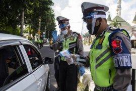 Sultan HB X perintahkan kendaraan asal zona merah putar balik