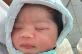Bayi perempuan ditemukan di areal perkebunan di Simalungun