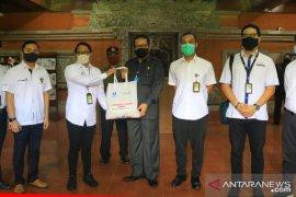 Pertamina-Hiswana Migas Bali sumbang bahan pokok untuk masyarakat
