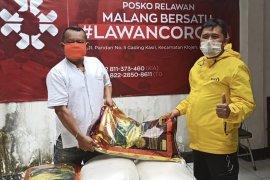 PSSI salurkan bantuan beras kepada warga terdampak COVID-19