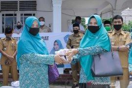 Pemkab Aceh Barat siapkan 200.000 lembar masker kain untuk warga