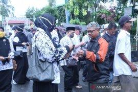 PGRI HSS kembali bagikan masker gratis untuk masyarakat