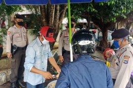 Satsabhara Polres Tabalong imbau warga tingkatkan kewaspadaan