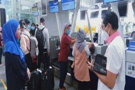 72 kasus baru COVID-19 di Malaysia dari Indonesia