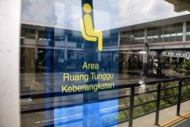 Terminal Purabaya hentikan layanan bus antarkota