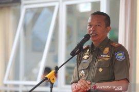 Satpol PP Kota Bandung wajibkan pedagang takjil berjaga jarak