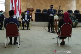 Wali Kota Bogor lantik pejabat eselon II dan III