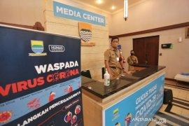 Sekda: Kasus COVID-19 Kota Bandung belum menurun dalam sepekan PSBB