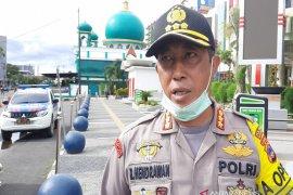 Hari kelima PSBB di Banjarmasin, masih ada warga tidak gunakan masker